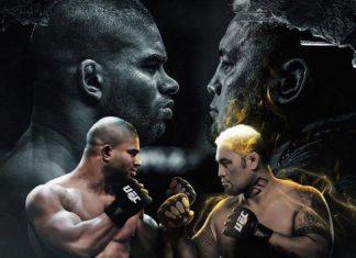 UFC 209: Alistair Overeem vs Mark Hunt