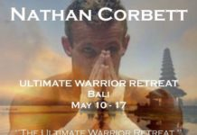Nathan Corbett presents Carnage Warrior Retreat in Bali