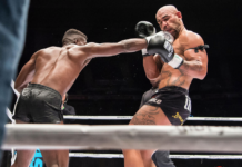 Kickboxing: Glory 39 Brussels Results