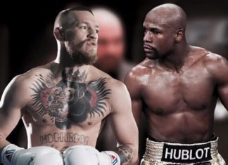 Boxing great Floyd Mayweather calls out UFC star Connor McGregor to fight in June
