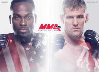 Derek Brunson vs Dan Kelly in works for UFC Fight Night 110 in Auckland