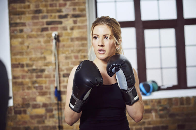 Dealing With Good News >> Ellie Goulding Finds Inner Confidence: Boxing & Kickboxing - FIGHTMAG