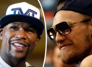 Floyd Mayweather vs Conor McGregor talk fight in September in Moscow