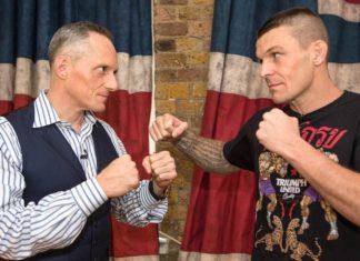 Australian muaythai fighter John Wayne Parr appears on London Real TV Show