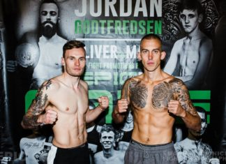 Lloyd Dean vs Jordan Godtfredsen headlines Perth muaythai promotion Epic 16