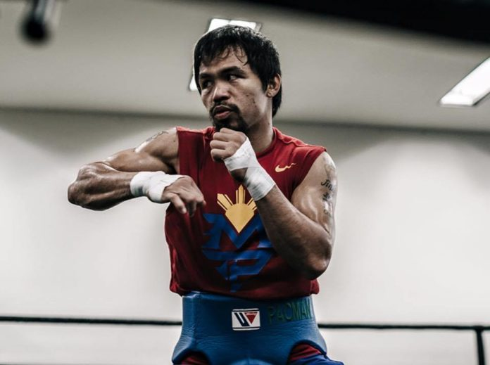 Pacquiao-Horn bout deal near done: advisor