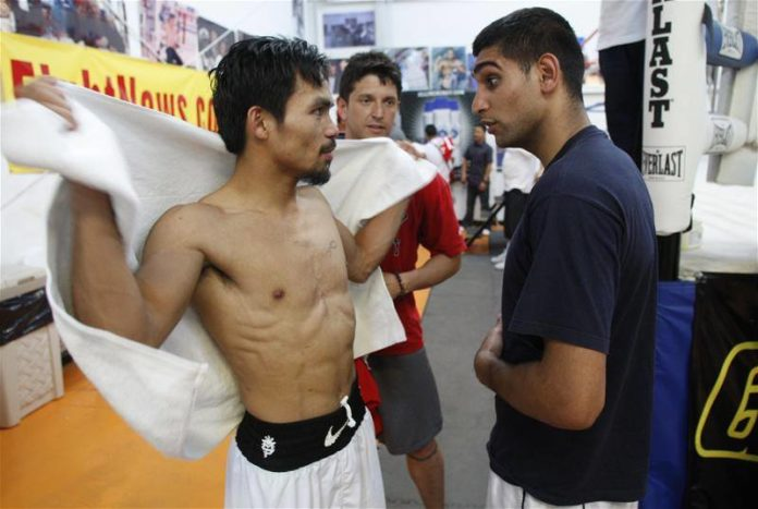 Boxing: Manny Pacquiao vs Amir Khan in the UAE canceled
