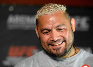 Mark Hunt is UFC's perfect choice for UFC Fight Night 110 Auckland