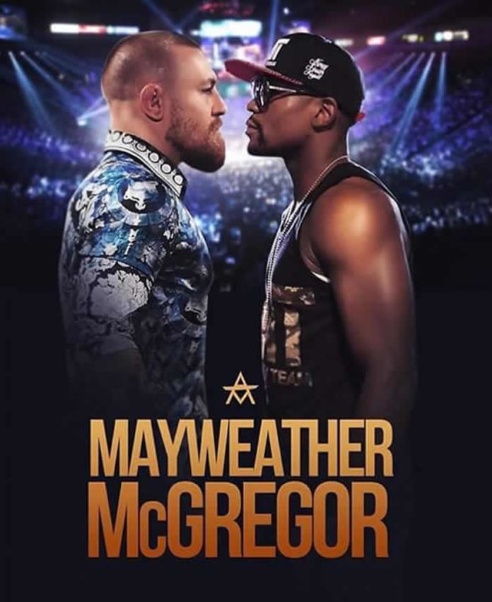 Mayweather vs McGregor: the biggest fight that could be made in 2017