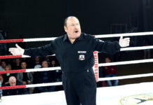 International Boxing Hall of Fame referee Steve Smoger appears on the FightBox Podcast with Don Roid