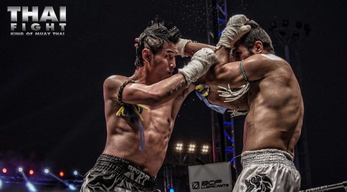Muaythai promotion Thai Fight organizes events in Paris and Turin