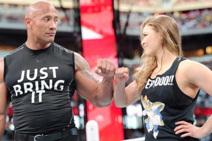 Former UFC champion Ronda Rousey may appear in WWE