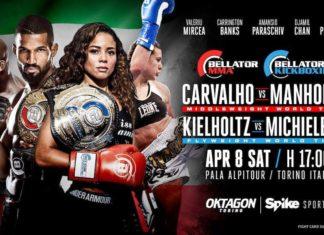 Bellator 176 MMA and Bellator 5 Kickboxing fight card