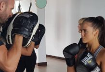 Nathan Corbett presents Muay Thai training for women