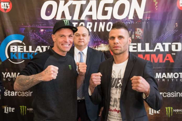 John Wayne Parr looks to KO Nando Calzetta at Bellator Kickboxing 5
