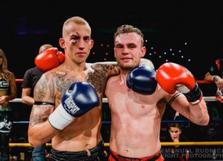 Dean awarded split decision at Epic 16 muaythai show in Perth