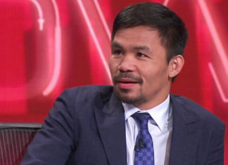 Boxing great Manny Pacquiao talks about his career, upbringing and future aspirations