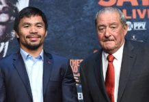 Bob Arum says Manny Pacquiao vs Jeff Horn confirmed