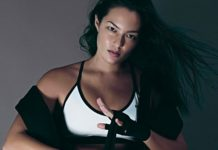 Sports Illustrated model Mia Kang prepares for her muaythai fight in Koh Samui
