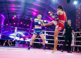 World Muay Thai Angels round 2 fight card comprises four fights