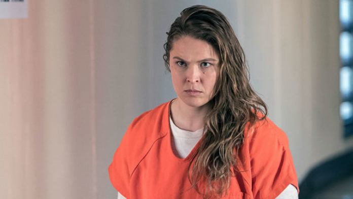 UFC star Ronda Rousey appears in Blindspot on NBC
