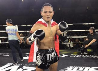 Muaythai star Saenchai is fighting Shan Cangelosi at Thai Fight Turin