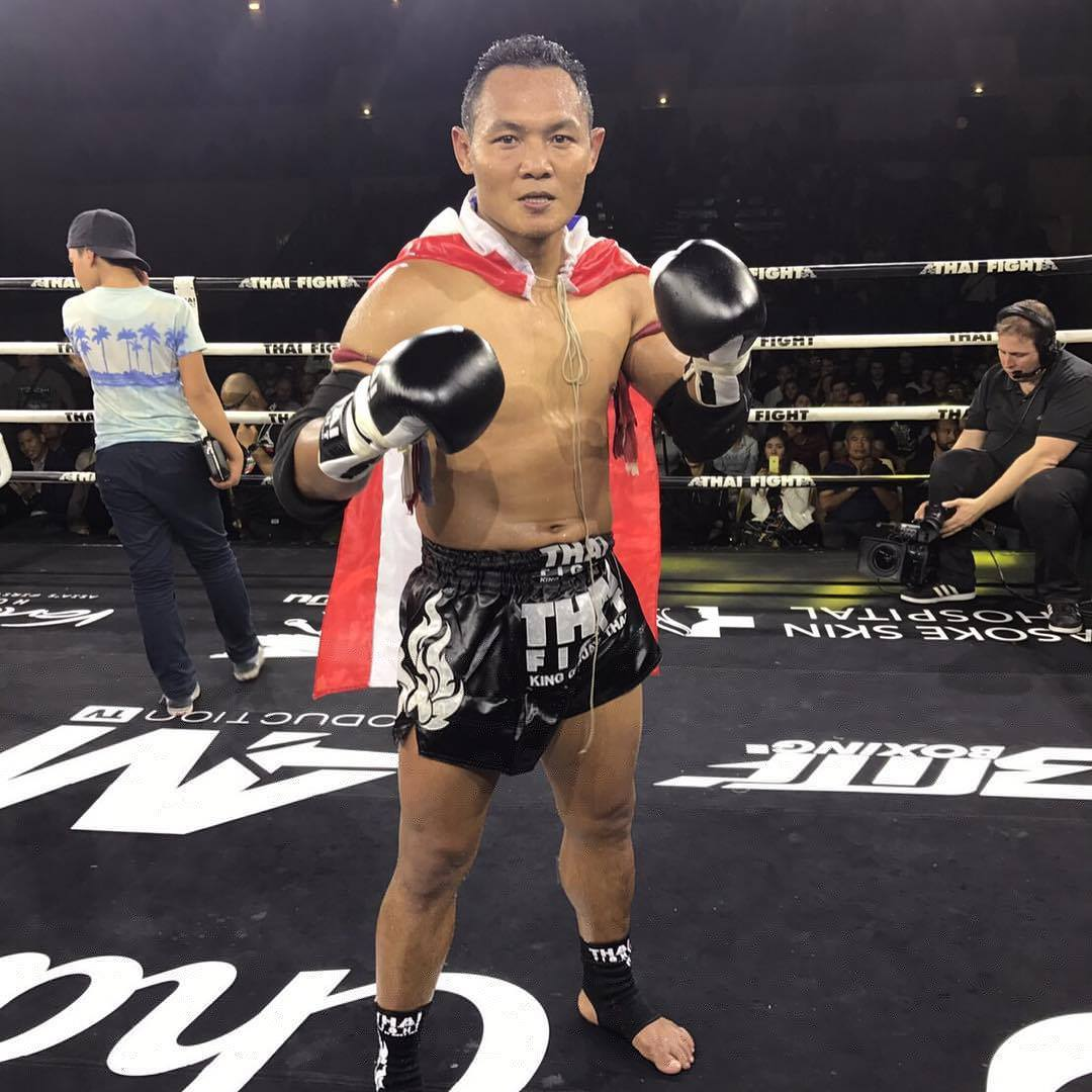 saenchai next fight against shan cangelosi at thai fight