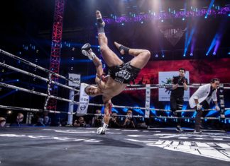 Results: muaythai fighter Saenchai victorious at Thai Fight Paris