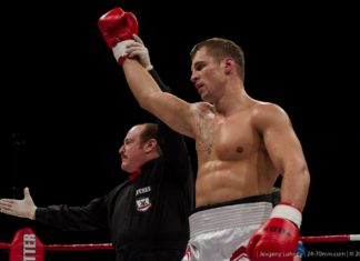 Winner of the Bigger's Better Boxing 2012 Super Finale Mairis Briedis earns WBC and IBO cruiserweight world titles