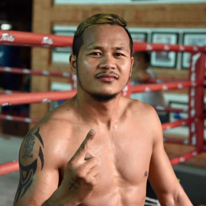 Yodsanklai Fairtex faces off Masud Minai in MAS 1 muaythai promotion in China