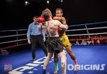 Yodsanklai Fairtex is fighting Marco Tentori at Origins muaythai promotion in Perth
