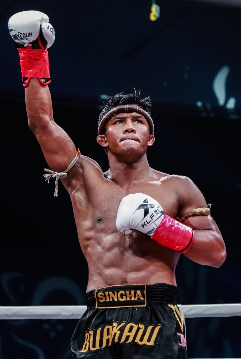 Muay Thai star Buakaw Banchamek headlines Kunlun Fight 62 ...
