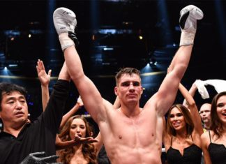 Results: Rico Verhoeven defeats Ismael Lazaar at kickboxing gala Glory 41 Holland