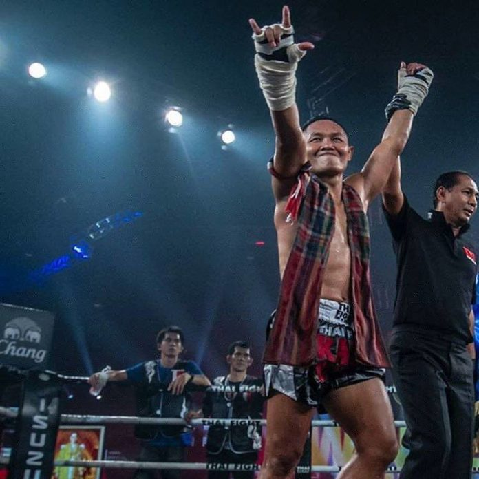 Muaythai: Thai Fight Torino results
