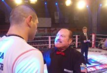 Steve Smoger officiates One World Boxing Festival in Bermuda