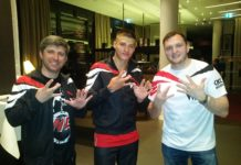 Rising kickboxing star from Russia Vladislav Tuinov appears on FightBox Podcast with Don Roid