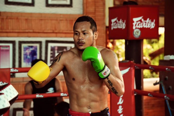 Yodsanklai Fairtex next fight scheduled at kickboxing promotion Kunlun Fight 61 in China