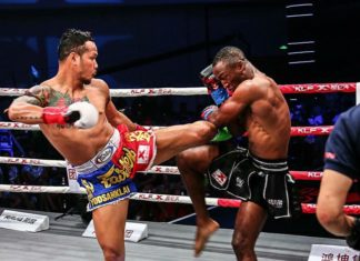 Kickboxing promotion Kunlun Fight 61 results: Yodsanklai Fairtex defeats Cedric Manhoef