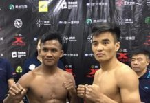 Buakaw vs Lingfeng Kunlun Fight 62 Bangkok