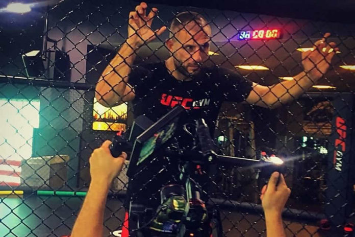 Gokhan Saki expected UFC debut in Rotterdam
