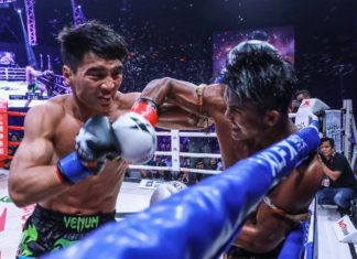 Buakaw Banchamek vs Kong Lingfeng 2 video