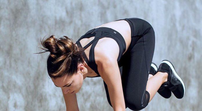 Muay Thai model Lilian Dikmans talks healthy food for healthy body