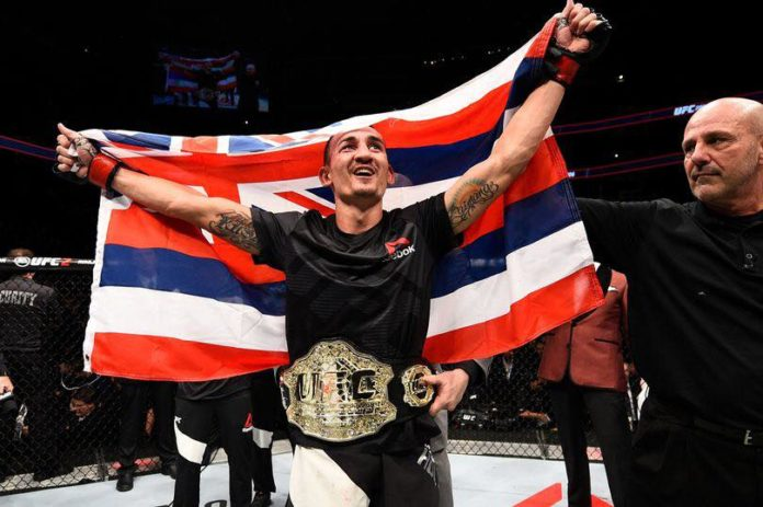 UFC 212: Holloway defeats Aldo and becomes a new featherweight champion