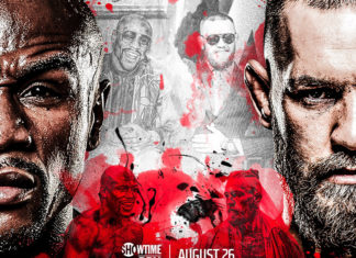 Mayweather vs Mcgregor boxing fight set for August 26