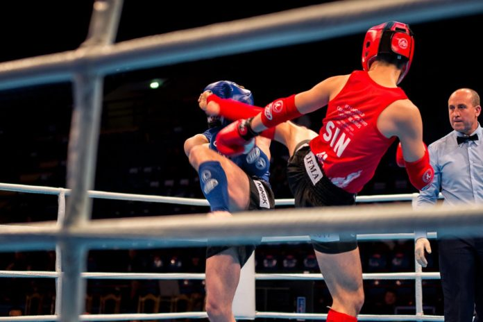Muay Thai features on the program at The World Games in Wroclaw