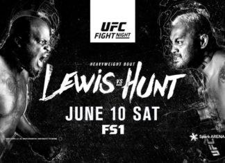 UFC Auckland: Lewis vs Hunt - promo video