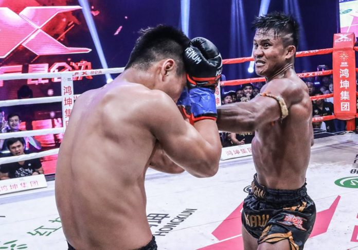 Kickboxing promotion Kunlun Fight makes debut in Paris