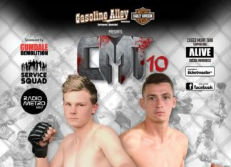 Muay Thai CMT 10 Brisbane fight card update