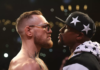 Floyd Mayweather vs Conor McGregor world tour