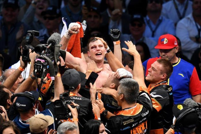 Pacquiao vs Horn result